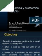 Erwin Chiquete. Virus del Papiloma Humano (VPH)