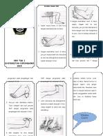 Leaflet Senam Kaki DIABETIKUM