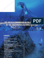 The Unesco Convention on the Protection of the Underwater Cultural Heritage (Information Kit)