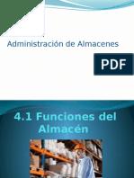 Administracion de Almacen