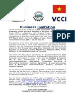 Invitation to Public