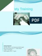 MRI Safety Training