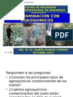 Contaminacion Con Agroquimicos