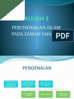 03 Perundangan Islam Pada Zaman Sahabat