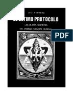 Leo Ferraro - El Ultimo Protocolo