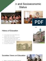 sociology education underclass presentation