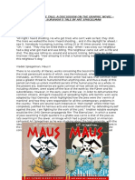 Maus Book Review