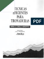 01. Introducción a Las Tecnicas Eficientes de Tronadura