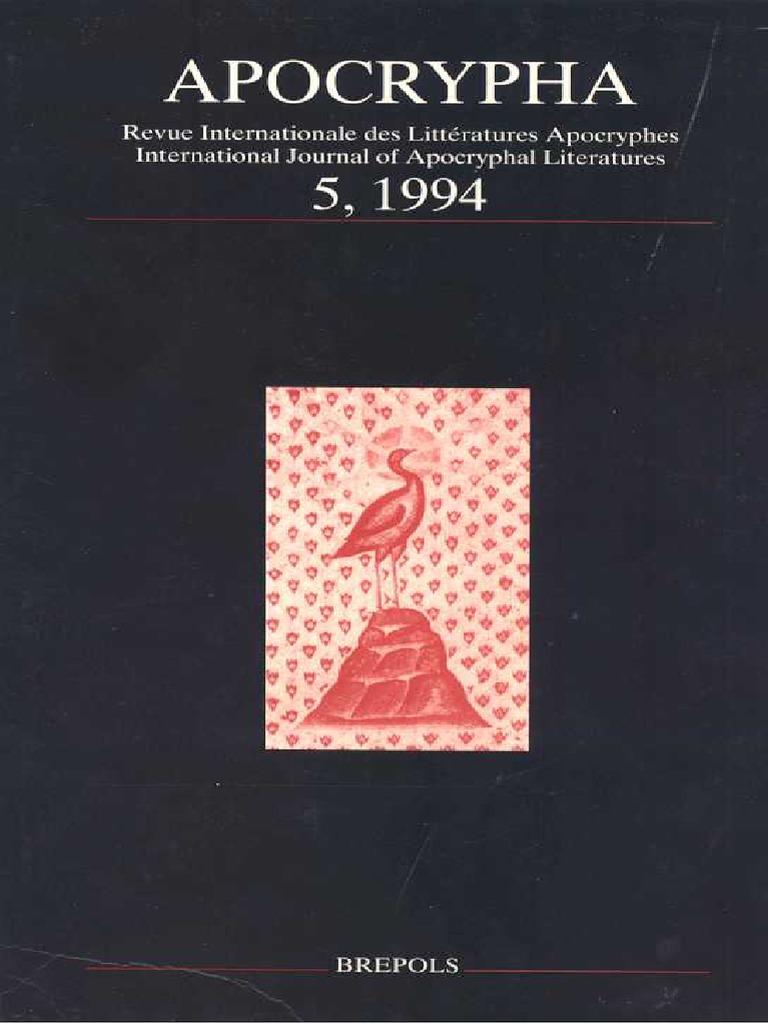 Apocrypha 5, 1994.pdf db2f41e897a