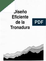 03. Diseño Eficiente de La Tronadura