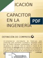 Aplicación de Capacitor en La Ingeniería