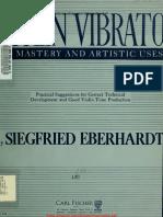Violin Vibrato (1911)