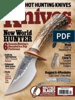 7. Knives Illustrated - December 2015