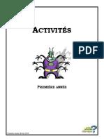 Grade One Activities