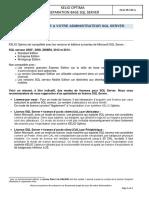 Preparation Base SQL Server Pour Kelio Optima Esac 05 525_a