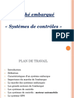 Systeme Embarqué -Systèmes de Controles Final