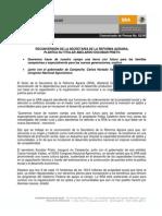 CBR PLUS Comunicacion Social de La Secretaria de La Reforma Agraria