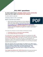 2011 HSC LEGAL STUDIES questions.docx