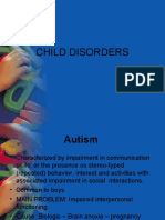 Child Disorders