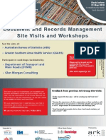 Document and Records Management
