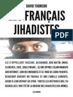 Les Francais Jihadistes - David Thomson