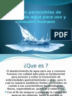 Diapositivas de aguas
