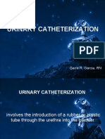 Urinary Catheterizattion Ppt