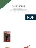 Trabajo y energíaparte I