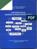 Metodologija naucno - Istrazivackog rada