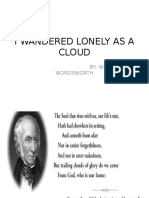 I WANDERED LONELY AS A CLOUD.pptx