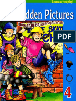 Learning With a Difference Hidden Pictures 4