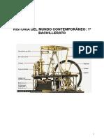Programación Geografía e Historia 2015-16 Primero Bachillerato