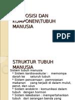 Struktur Dan Fungsi Tubuh Manusia