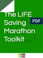 The LIFE 52 Week Saving Marathon Toolkit