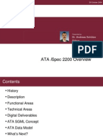 ATA iSpec 2200 Overview