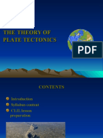 The Theory of Plate Tectonics Ppt
