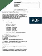 BexarMet e-mails