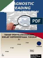 Diagnostic Reading Pim4