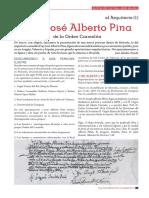 Fray José Alberto Pina (el arquitecto) (Santuario de la Virgen)