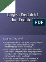 [SAP 7_tambahan] Logika Deduktif Dan Induktif