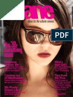 Sloane Magazine Spring 2010