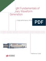 Keysight Fundamental AWG