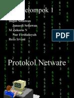 Protokol Netware