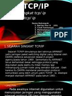 protokol TCP IP