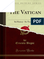The Vatican_It's History, It's Treasures_Ernesto Begni