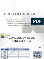 Clase ENAM Ginecologia