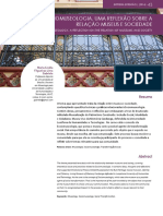 Sociomuseologia, uma reflexão sobre a relação museus e sociedade