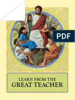 Watchtower - Learn From the Great Teacher - 2012