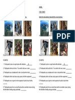 Final Observe (task sheet)