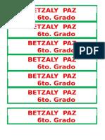 Betz Aly